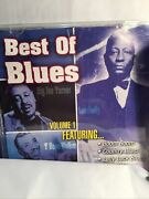 Best Of The Blues 3-cdandrsquos / Muddy Waters / Billy Holiday Leadbelly Music Songs