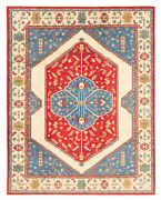 Hand-knotted Carpet 8and0391 X 10and0393 Traditional Vintage Wool Rug