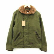 Secondhand Double Taps Wtaps 15aw Masterpiece Rare N-1 Deck Jacket Military