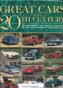 Great Cars Of The 20th Century By Langworth Richard M. Hardback Book The Fast