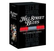 Hill Street Blues The Complete Series Dvd 2014 34-disc Set Us Seller