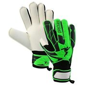 Precision Childrens/kids Fusion_x.3d Finger Protect Goalkeeper Gloves