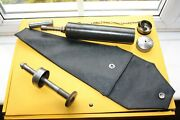 Austin 7 Seven 10 Ten Grease Gun Axle Syringe And Pouch Part Of Vintage Tool Kit
