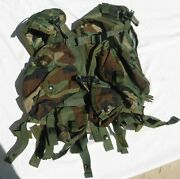 Military Army Camo Tactical/load Bearing Vest Magazine Pouches 8878