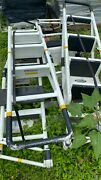 Military Aircraft Helicopter T-45 T-6 Boarding Ladder Assy Mcdonnell Douglas
