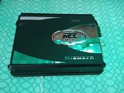 Mtx Audio Thunder Ta 564 4 Channel Car Audio Amplifier Used