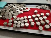 Roosevelt Silver Dime Lot Of 50 Coins | Mixed Dates | Circulated - Free Ship