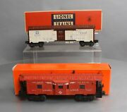 Lionel Vintage O Assorted Freight Car Lot 6517, 6672 [2]