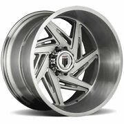 American Truxx At1906 Spiral 22x12 8x170 -44 Brushed Texture Wheels4 125.2 22