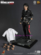 Hot Toys Dx-03 1/6th Scale Michael Jackson Bad Version Action Figure New Stock