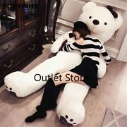 Giant Love Teddy Bears Plush Toys Gifts Soft Big Stuffed Doll Valentine's Day