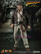 Hot Toys Dx-05 Raiders Of The Lost Ark :1/6th Indiana Jones Action Figure Stock