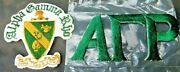 Alpha Gamma Rho Patches 2 Emblem Lot Group College Sorority Fraternity Patches