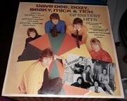 Dave Dee, Dozy, Beaky, Mick And Tich - Greatest Hits - With Signed Photograph - Ex