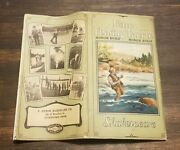Antique 1925 Shakespeare Fishing Lures Reel Rod Flies Tackle Catalog Brochure