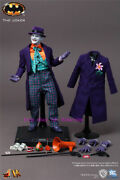 Perfect Hot Toys Andndash Dx08 - Batman 1/6th Scale Joker Action Figure New Stock Toy