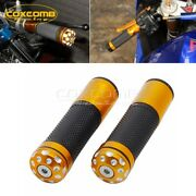 Sports Bike Hand Grips For Suzuki Gsxr 600 1000 Gsx1300r 7/8and039and039 Handle Bar Grips