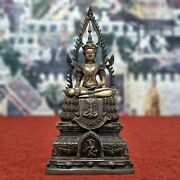 16.2 Thai Temple Wat Tha Sung King First Buddha Statue Layered Frame With Sign