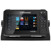 Lowrance Hds-7 Live W/active Imaging 3-in-1 Transom Mount And C-map Pro Chart