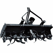 Nortrac 3-pt. Pto Rotary Tiller - 49in.w Category 1