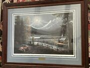 Jesse Barnes A Night To Remember 1993 Special Collectors Edition Print 847/950