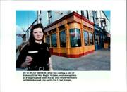 1994 You Can Buy Pint Guinness From Miss Angela Mcc - Vintage Photograph 2236916