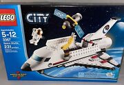 Lego 3367 City Space Shuttle, New In Factory Sealed Box, Modular Build