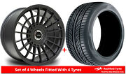 Alloy Wheels And Tyres 20 Stuttgart Sf10 For Mercedes Gla-class [x156] 14-19