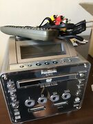Panasonic Game Cube Q Console System Sl-gc10 Not Working Ntsc-j For Junk