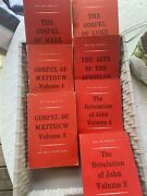 14 Lot William Barclay Daily Study Bibles Small Paperbacks 1960's