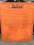 Vintage Herbrand Dealer Sales Store Display Peg Board Tools Wrench New Old Stock