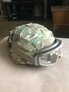 Advanced Combat Helmet Ach With Ocp Cover And Ir Tabs Size Large