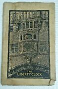 Vintage Liberty And Co Yule - Tide Gift Catalogue 1926 - 27 London And Paris 48 Pg