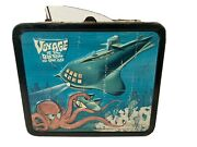 Hard To Find 1967 Voyage To The Bottom Of The Sea Lunchbox