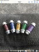 Star Wars Galaxy's Edge Kyber Crystals Lot Of 5 Red Blue Yellow Green Purple