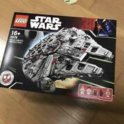 Lego Star Wars Ultimate Collectorand039s Millennium Falcon 10179 In 2007 Used Retired