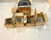 Fj40 Speedometer, Fuel, Temperature, Voltage And Oil Pressure Gages 78' And Earlier