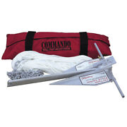 Fortress Commando Small Craft Anchoring System G-5