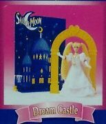 Sailor Moon Dream Castle Playset Featuring Princess Serena Doll With Star Locket