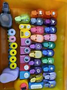 Huge Lot 47 Paper Punches,stampin Up, Ek Success,punch Bunch, Crafting Scrapbook