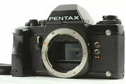 [top Mint W/grip] Pentax Lx Late Model 35mm Slr Film Camera Body Only From Japan