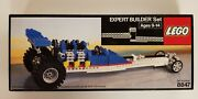 Lego 8847 Vintage Technic Expert Builder Dragster - 1980and039s - Niob - Nib - New