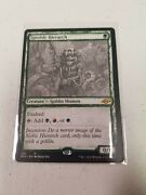 Mtg Ignoble Hierarch Sketch Modern Horizons 2 Magic The Gathering In Hand