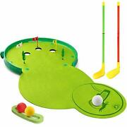 Kids Toys Golf Set For Toddlers Boys Girls Golfer Sports Outdoor Toy Golf Game