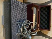 Neumann U87 Ai Used Excellent Condition With Original Wood Box And Shock Mountandnbsp