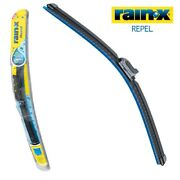 Rain-x Repel Windshield Wiper Coated Blades Water Beading Better Visibility