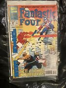 Fantastic Four Annual 27 Vf/nm Condition 1st App. Of Time Variance Authority