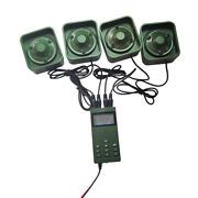 Bird Caller Decoy Mp3 Player Hunting Speakers Remote Sound Control Amplifie Kit
