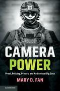 Police Power And The Video Revolution, Fan 9781108407540 Fast Free Shipping
