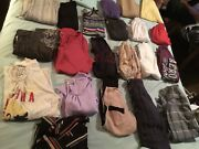 Womans Clothing Szl 7/9 Mostly Shirts 1skirt 1pants Vintage And Modern 25 Pcs